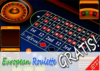 Roulette Flash Kostenlos